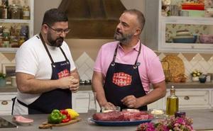 Sergio Rama 'hace de comer' a Dani García