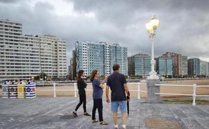 Las lluvias vuelven al verano de Asturias