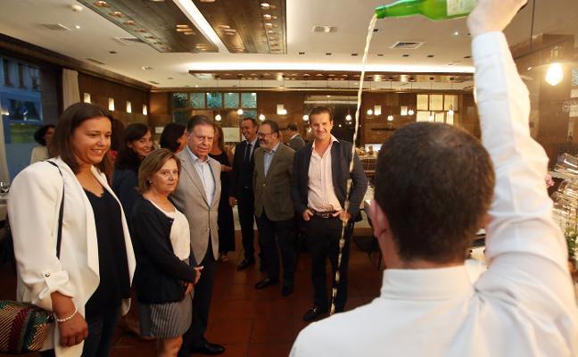 La organización de los World Cheese Awards examina la apuesta de Oviedo