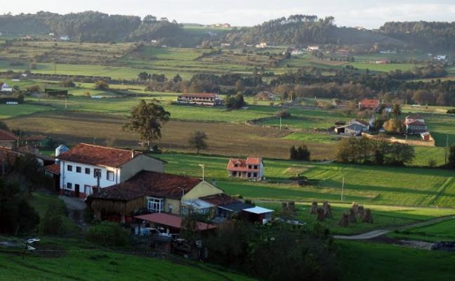 Una oleada de robos en la zona rural de Carreño genera alarma vecinal