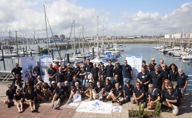 «Es una oportunidad muy bonita de conocer los puertos del norte de España»