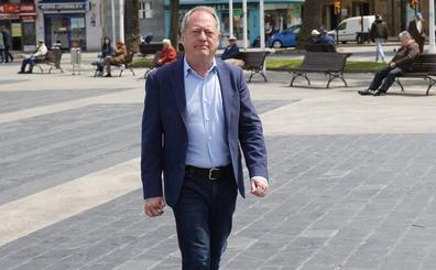 Aurelio Martín, concejal de Medio Ambiente y Movilidad de Gijón tras el acuerdo de gobierno entre PSOE e IU