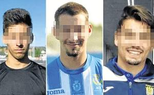Piden hasta 40 años de cárcel para los tres exjugadores de la Arandina por agresión sexual a una menor