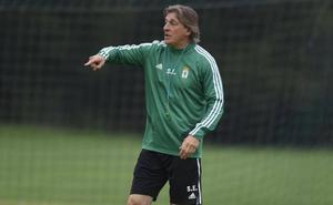 Real Oviedo | Egea: «Con esta plantilla podríamos competir desde ya»
