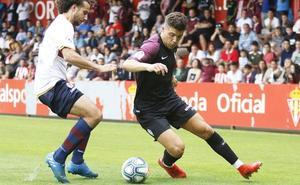 El Sporting gana 9-0 al Industrial en el estreno de la pretemporada