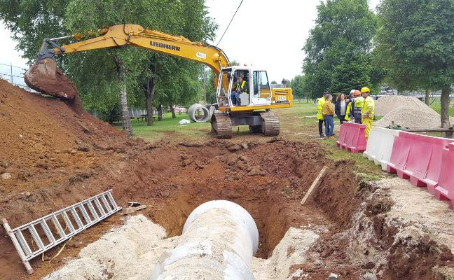 Las obras de la red de saneamiento de Los Balagares comienzan en agosto