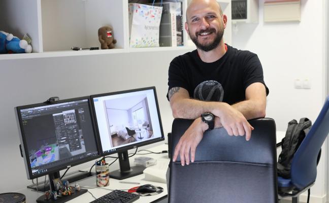 Visualización arquitectónica en 3D desde La Curtidora