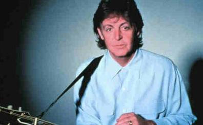 Paul McCartney prepara su primer musical