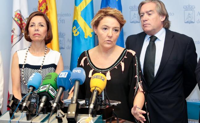 Teresa Mallada: «Toca consolidar el grupo parlamentario, no hablar de congresos»