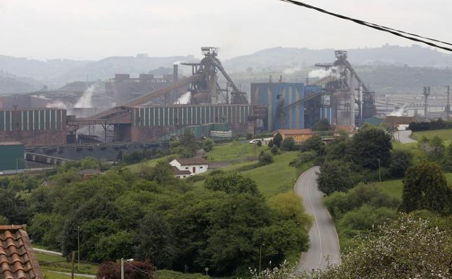 Arcelor aplicará en Gijón un sistema pionero en el mundo para reducir emisiones de CO2