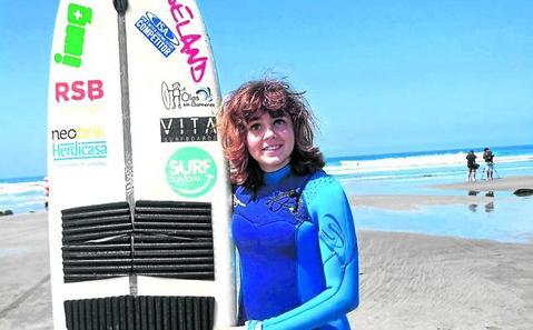 Carmen López: «En el mar, no soy la ciega»