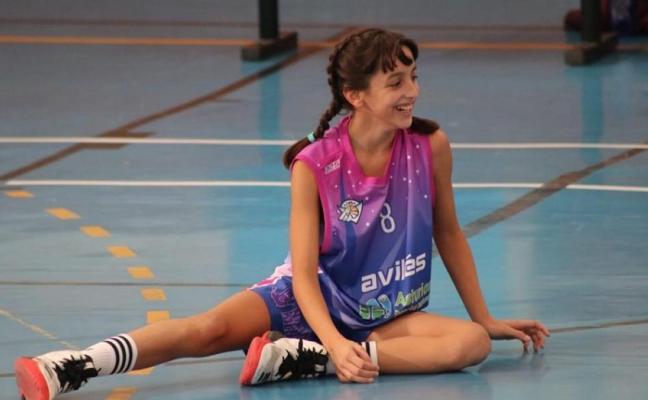 La avilesina Marta Rodríguez, convocada por España sub12