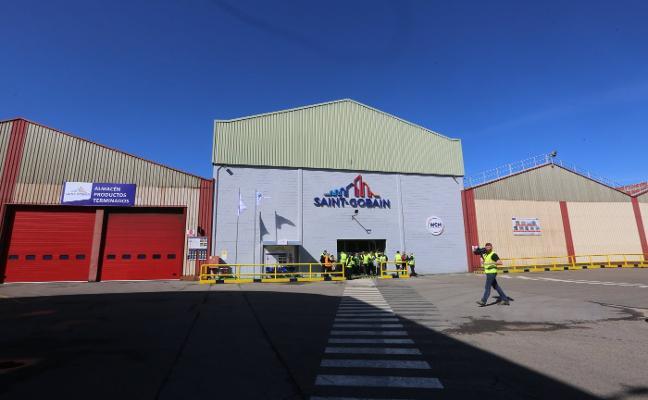 Limpiezas Plata plantea un ERTE para sus trabajadores en Saint-Gobain