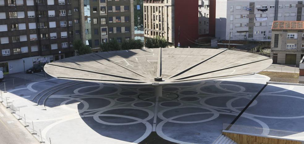 Pola de Siero tendrá la plaza pública cubierta más grande de Asturias