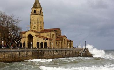 Gijón participará en un estudio sobre la crisis climática en la costa