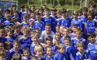 Real Oviedo: Christian prefiere «canteranos a parásitos» en su equipo