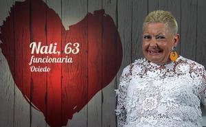 Una comensal asturiana de First Date, descontenta con su cita, muestra su malestar a Sobera