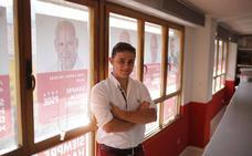 Pablo González Afonso, nuevo secretario del PSOE de Aller
