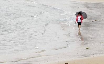Asturias tendrá un domingo pasado por agua mientras el resto de España alcanzará temperaturas de hasta 40 grados