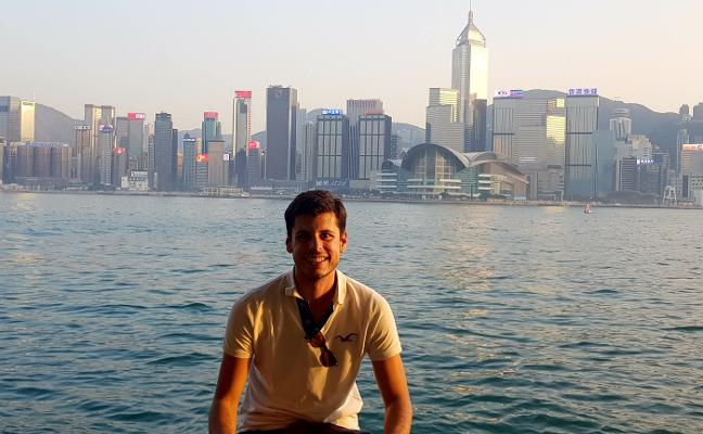 «Hong Kong es excitante e intenso»