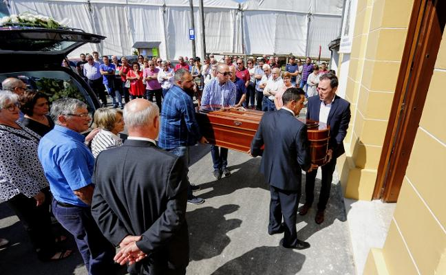 Adiós al camionero Israel González