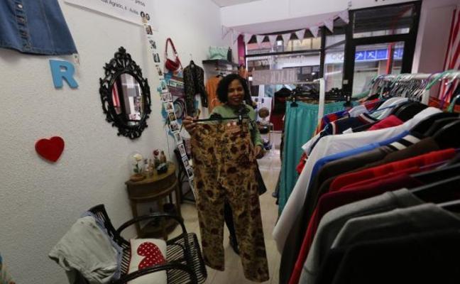 Un comercio de Llano Ponte sufre su tercer intento de robo en quince días