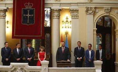 Adrián Barbón, presidente del Principado: «Asturias tiene futuro, me niego a aceptar lo contrario»