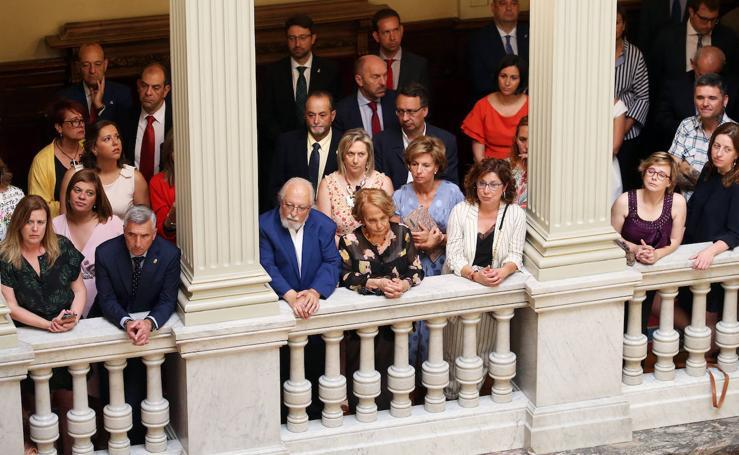 La Asturias económica, política, social y cultural, presente en la Junta General