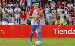Manu García: «Será una pasada jugar en El Molinón con mis compañeros de generación»