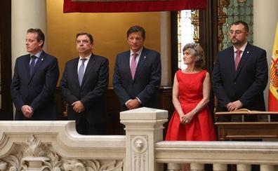 Planas destaca la «capacidad de acuerdo» mostrada por PSOE e IU en Asturias «señalando el camino de la cooperación»