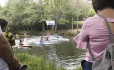 Tradicional regata del Carmín
