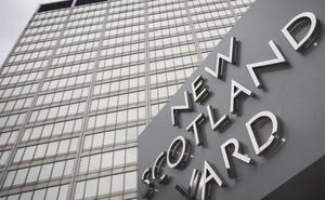 Piratean la cuenta de Twitter de Scotland Yard