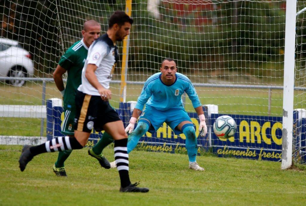 Real Oviedo 1-0 Unionistas de Salamanca, en imágenes