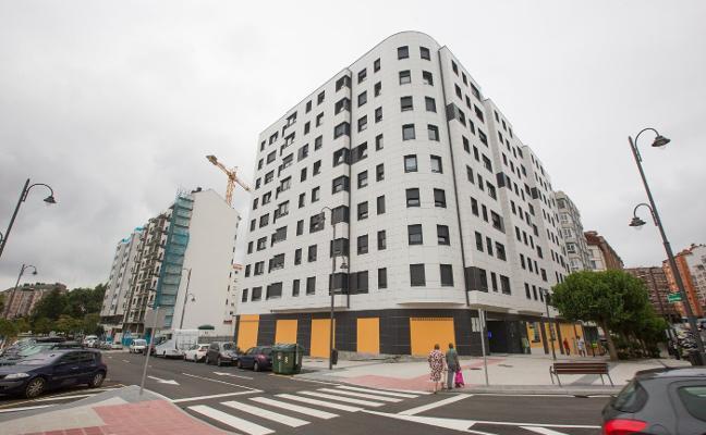 Avilés tiene la vivienda nueva más cara de todas las ciudades asturianas