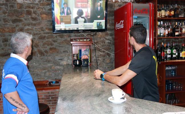 Adrián Barbón, presidente del Principado de Asturias | «Lleva la política en la sangre»