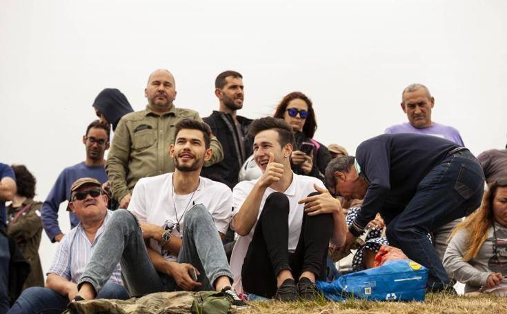 ¿Estuviste en el Festival Aéreo de Gijón? ¡Búscate!