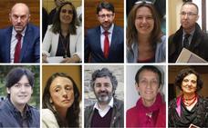 Adrián Barbón presenta un gobierno para dar paso «a una nueva generación política»