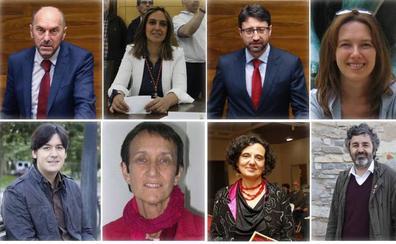 Nuevo Ejecutivo de Asturias: Juan Cofiño será vicepresidente de un gobierno paritario con diez consejerías
