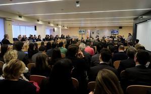 Fase final del juicio por la salida a Bolsa de Bankia