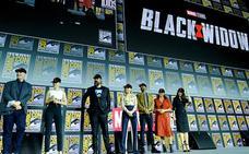 Marvel pone sus ojos en Disney+ con sus nuevas películas y series