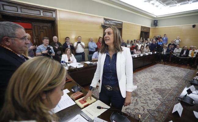Rita Camblor Rodríguez, consejera de Presidencia: «Con mis inquietudes políticas, este será un reto muy importante»