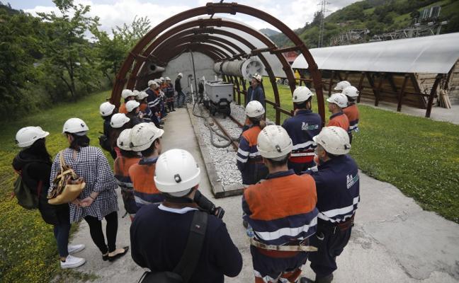 El máster en Patrimonio Industrial «atrae a profesionales ya en activo»