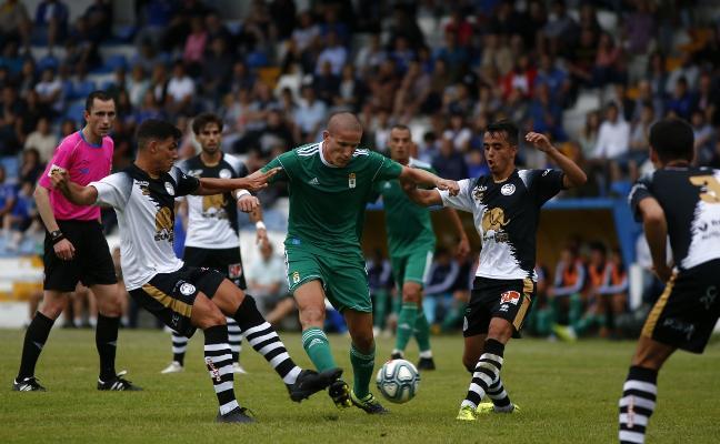 Real Oviedo | Lolo se lo gana a pulso