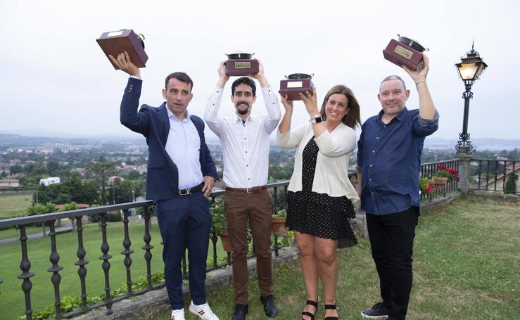 Entrega de los Premios Calderetas de Don Calixto 2019
