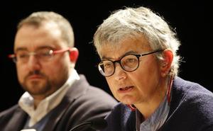 Los asuntos que Ana González quiere tratar con Barbón: el plan de vías, la Zalia y la FP