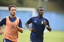 Entrenamiento del Real Oviedo (22-7-19)