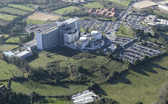El Ayuntamiento de Gijón completa la cesión de suelo para la ampliación del Hospital