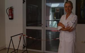 Las obras en el Hospital de Jarrio obligan a reubicar las consultas externas