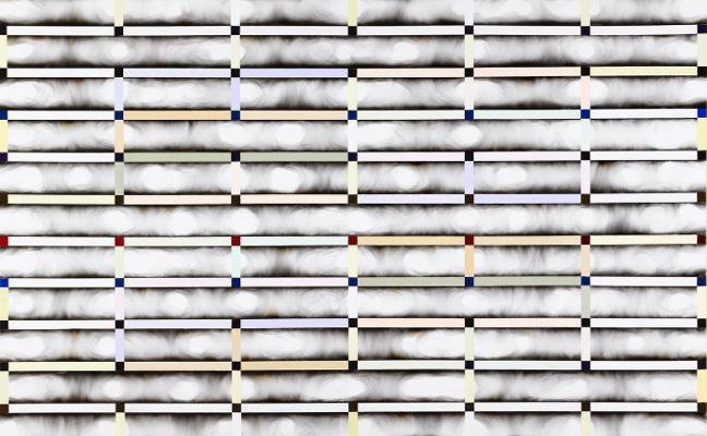 Joan Soler lleva sus simetrías a Gema Llamazares