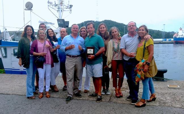 El 'Samborondón' de Carlos Elósegui logra el triunfo en la Regata Marina de Avilés